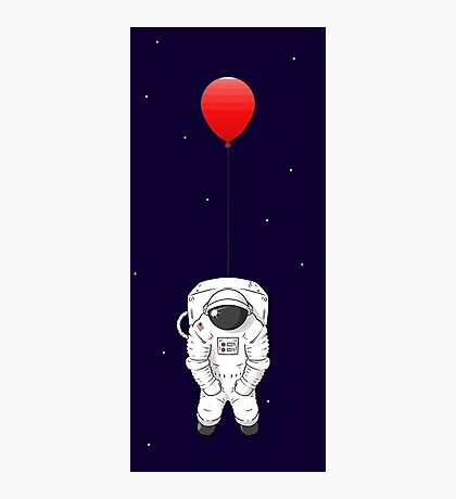 The Astronaut In The Sky Photographic Print