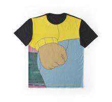Arthur Fist Meme Graphic T-Shirt