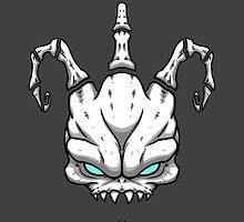 Thresh Skull by crabro