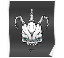 Thresh Skull Poster