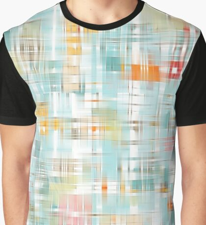 """Abstract pattern graphics """"Mirage """". Graphic T-Shirt"""