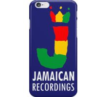 Jamaican Records iPhone Case/Skin