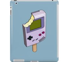 Game Boy Ice Cream iPad Case/Skin