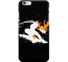 Varus Blight Crystal Ink Black iPhone Case/Skin