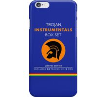Trojan: Instrumentals Box Set Cover iPhone Case/Skin