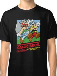Super Gallic Bros. Classic T-Shirt