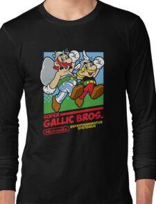 Super Gallic Bros. Long Sleeve T-Shirt