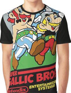Super Gallic Bros. Graphic T-Shirt