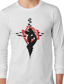 Twisted Fate Rose Long Sleeve T-Shirt