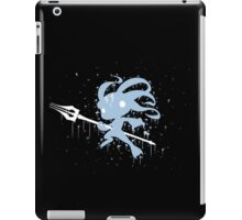 Fizz Ink Black iPad Case/Skin