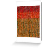 0285 Abstract Thought Greeting Card