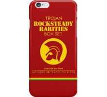Trojan: Rocksteady Rarities Box Set Cover iPhone Case/Skin