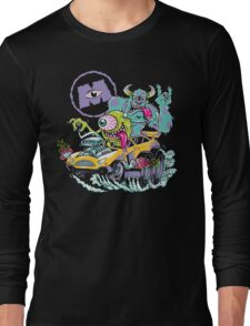 Monsters Fink II Long Sleeve T-Shirt