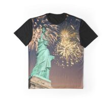 statue of liberty Graphic T-Shirt