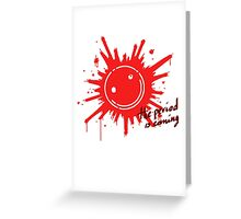 The Period Greeting Card