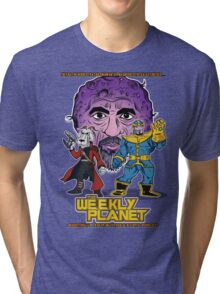 Guardians Of The Weekly Planet Tri-blend T-Shirt