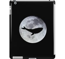 The Whale In The Moon iPad Case/Skin