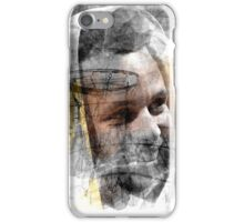 over the rime............ iPhone Case/Skin