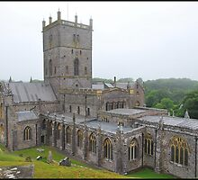 St Davids Cathedral - Pembrokeshire by 29Breizh33