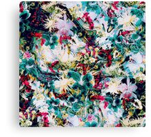 RPE ABSTRACT FLORAL IV Canvas Print