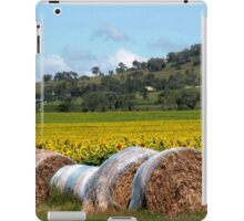 The Sunflower Farm iPad Case/Skin