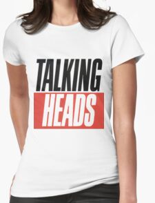 Talking Heads - True Stories Womens Fitted T-Shirt