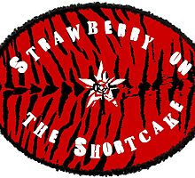 Strawberry on the Shortcake. Emblem by FrostySphincter
