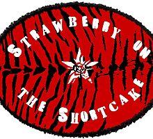 Strawberry on the Shortcake. Emblem by FrostySphincter