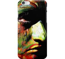 Face Paint #2 iPhone Case/Skin