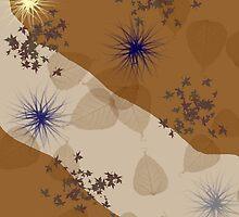Nice design for autumn 2 by JoAnnFineArt