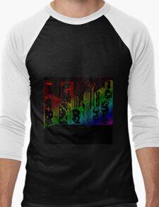 Suburb Men's Baseball ¾ T-Shirt
