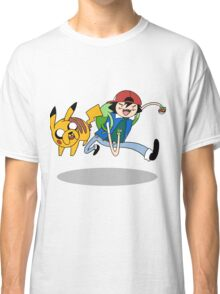 Pokemon Adventure Time Classic T-Shirt