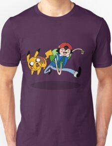 Pokemon Adventure Time Unisex T-Shirt