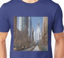 City Scapes New York by LadyT Designs Unisex T-Shirt