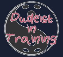 Dudeist In Training Kids Tee