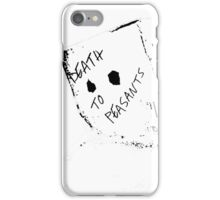 Bored... in the Navy iPhone Case/Skin