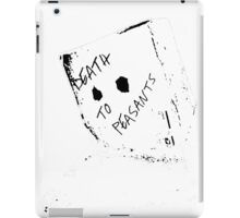 Bored... in the Navy iPad Case/Skin