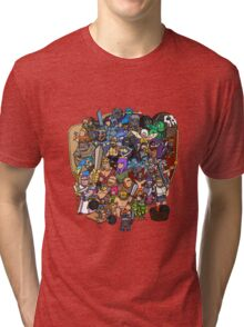 clash royal Tri-blend T-Shirt