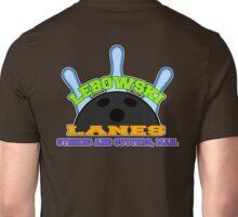 Lebowski Lanes Logo Unisex T-Shirt