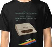Apple 2 Artwork Classic T-Shirt