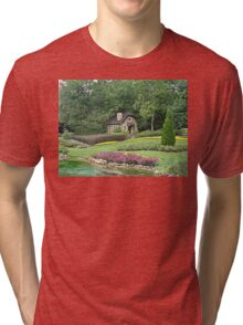 Wouldn't You Want To Live Here? Tri-blend T-Shirt