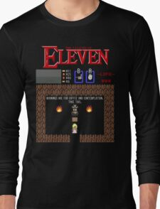 The Legend Of Eleven Long Sleeve T-Shirt