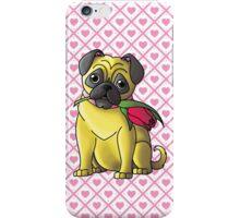 Love Pug iPhone Case/Skin