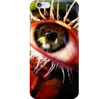Face Paint #7 iPhone Case/Skin