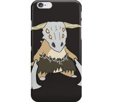 Cubra Demon iPhone Case/Skin