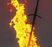 Bonfire ( Dark Souls II ) by RedLemon