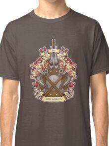 Dovah-crest Classic T-Shirt