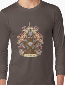 Dovah-crest Long Sleeve T-Shirt