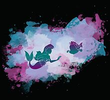 The Little Mermaid by talesanura