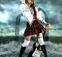 ROCK STAR DREAMER by Tammera